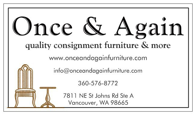 Once & Again LLC - Prices with Pics